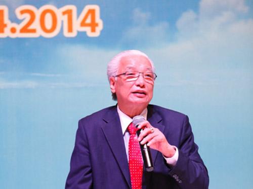 Ông Cao Sỹ Kiêm làm Chủ tịch HĐQT DongA Bank từ tháng 4-2014