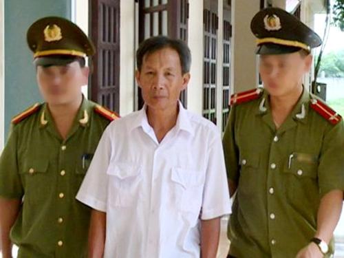 Đinh Tất Thắng bị bắt tạm giam 3 tháng để làm rõ hành vi xúc phạm, vu khống lãnh đạo Đảng, nhà nước và chính quyền tỉnh Thanh Hóa - Ảnh: Công an Thanh Hóa
