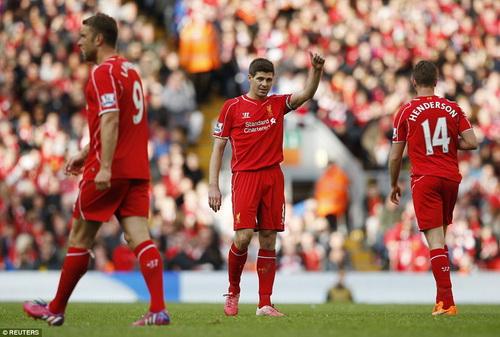 Vẫy tay từ biệt Anfield và Liverpool