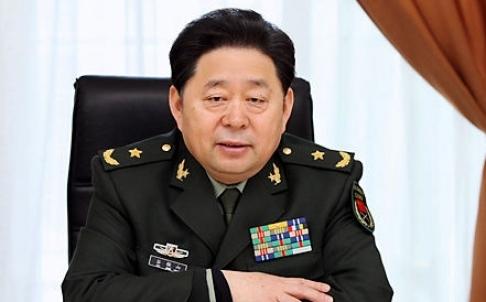 Cựu Trung tướng Cốc Tuấn Sơn, Phó Chủ nhiệm Tổng cục Hậu cần. Ảnh: SCMP