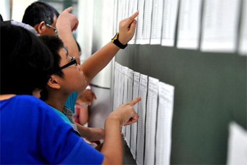 Nhiều trường ở Hà Nội đang loay hoay chưa biết tuyển sinh vào lớp 6 bằng cách nào                                 Ảnh: QUỲNH TRANG