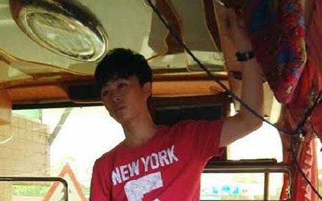 Anh Vương Thanh Hỏa, hướng dẫn viên người Trung Quốc, đã thiệt mạng khi đang trở về TP Hạ Môn  để làm đám cưới vào ngày 8-2 Ảnh: TELEGRAPH
