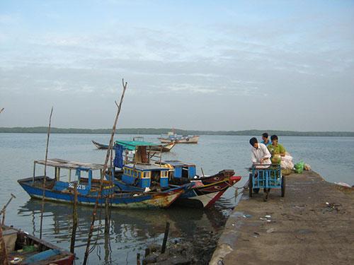 Người dân huyện Cần Giờ, TP HCM rất khốn khổ mới được Vedan Việt Nam bồi thường thiệt hại