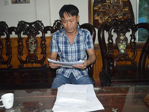 Ông Trần Công Minh vừa mừng vừa tủi khi nhận được các quyết định trả tự do của cơ quan chức năng
