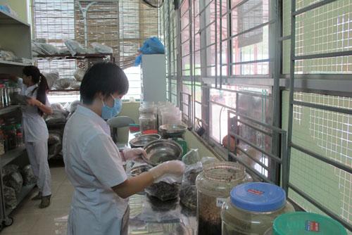 Hoạt động của một phòng khám đông y có giấy phép tại Hà Nội