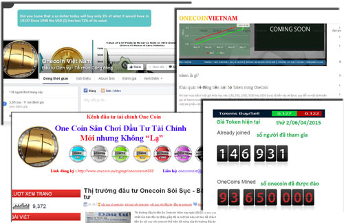 Bitcoin đang lan truyền trên mạng