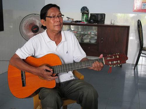 Nhạc sĩ Tô Thanh Sơn Ảnh: Hoàng Nam