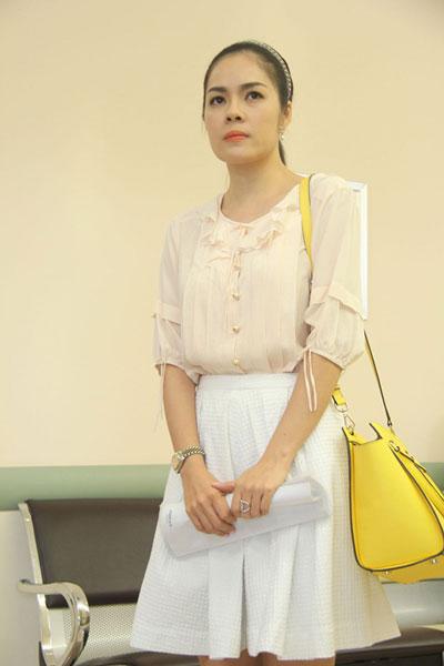 """Dương Cẩm Luynh trong phim """"Ảo vọng"""". (Ảnh do nhà sản xuất cung cấp)"""