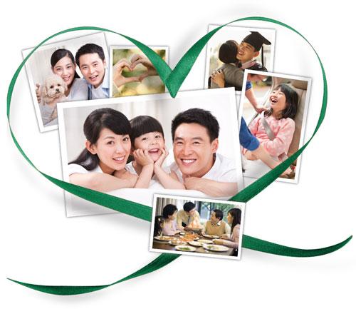 """Manulife - Gia Đình Tôi Yêu là giải pháp tài chính """"3 trong 1"""" ưu việt dành cho mọi gia đình"""