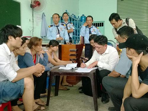 Một cuộc hòa giải tranh chấp lao động của cơ quan chức năng huyện Hóc Môn, TP HCM