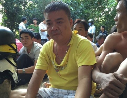 Chủ trường gà Trương Văn Lộc