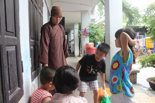 Trẻ em ở chùa Bồ Đề bị đưa vào trung tâm bảo trợ xã hội sau khi xảy ra vụ án