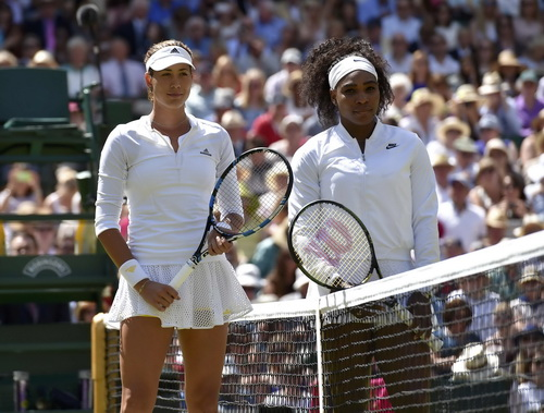 Áp lực đè nặng lên Serena trước trận chung kết