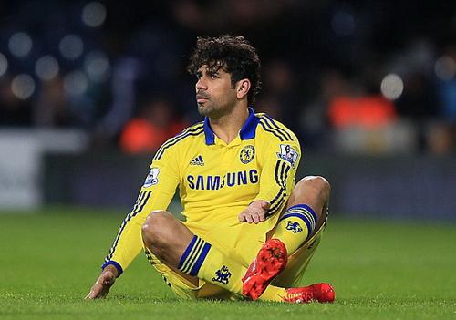 Chelsea cần người hỗ trợ cho Diego Costa hay gây gổ trên sân và thường xuyên chấn thương