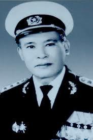 Thượng tướng Giáp Văn Cương. Ảnh: internet