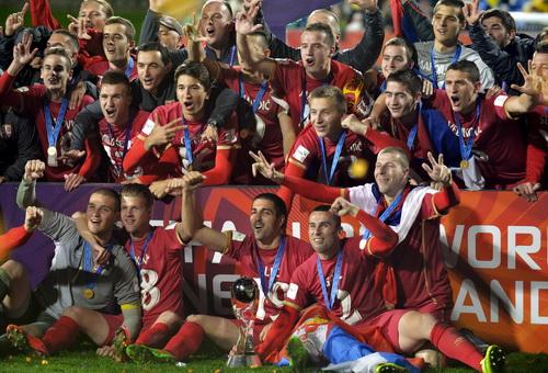 U20 Serbia lần đầu đăng quang ở World Cup trẻ