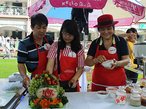 Nhiều hoạt động mừng ngày Gia đình Việt Nam