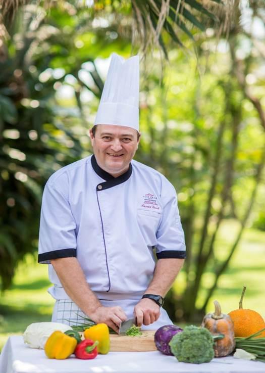 Đầu bếp David Lacroix, nhà hàng Annam Victoria (Hội An)