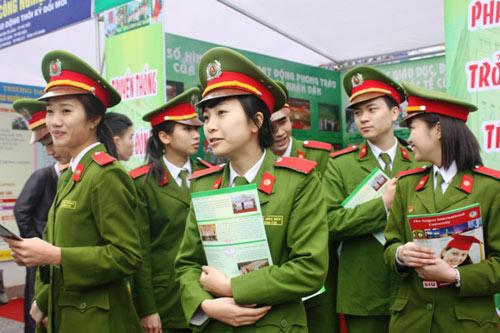 Trường Đại học An ninh Nhân dân tổ chức lễ kỷ niệm 84 năm ngày thành lập Đoàn TNCS Hồ Chí Minh và lễ hội văn hóa các dân tộc - lần X - Ảnh minh họa: internet