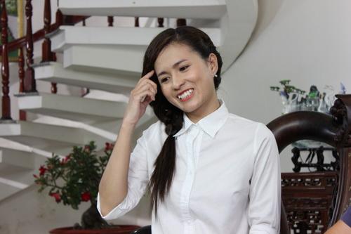 Thùy Trang trong phim Nợ ân tình