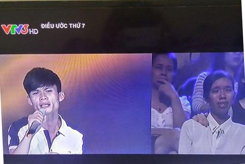 """""""Câu chuyện vợ chồng người hát rong trên sân khấu Sao Mai"""" phát sóng ngày 10-1 trên VTV3 đã lấy nhiều nước mắt của khán giả"""