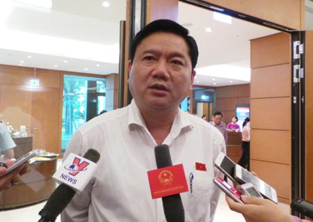 Bộ trưởng Giao thông vận tải Đinh La Thăng Nhanh nhất năm 2018 sân bay Long Thành mới được triển khai