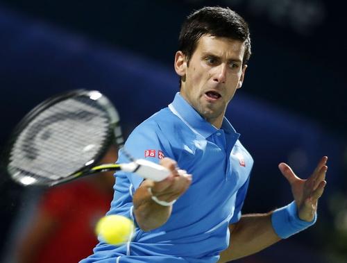 Djokovic giành chiến thắng trước Marcos Baghdatis