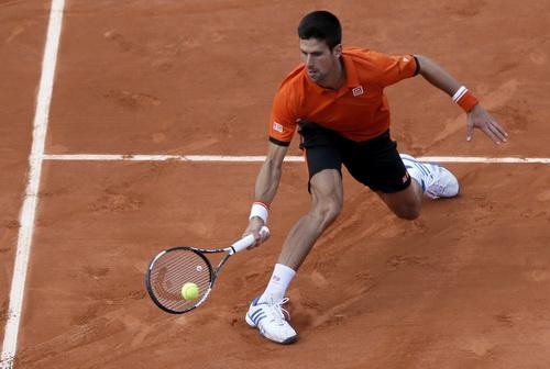 Djokovic dường như không có đối thủ ở thời điểm hiện tại
