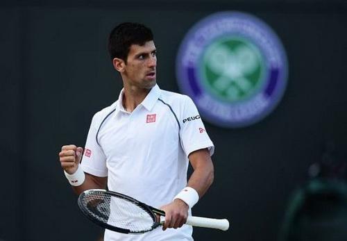 Djokovic khẳng định đẳng cấp của tay vợt số 1 thế giới hiện tại