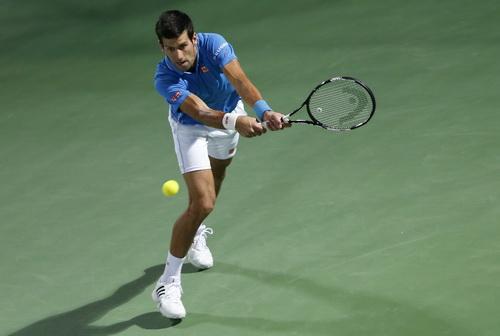 Djokovic không thể lội ngược dòng ở chung kết trước Federer