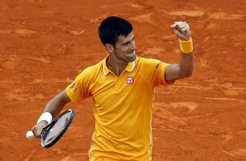 Sự trở lại của Djokovic giúp Rome Masters 2015 đáng xem hơn bao giờ hết Ảnh: REUTERS