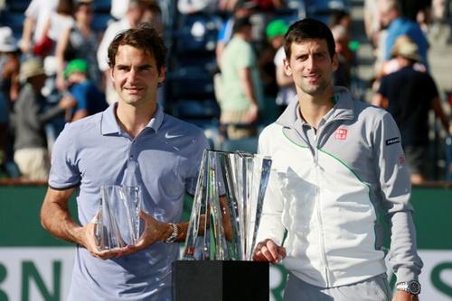 Federer sẽ đòi nợ thành công trước Djokovic sau thất bại ở trận chung kết 2014?