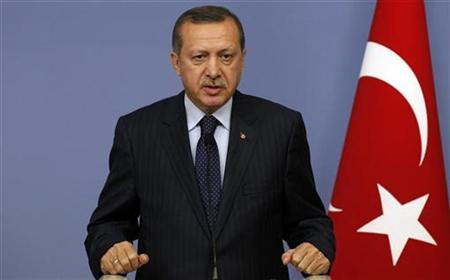 Ông Erdogan không xuất hiện sau khi kết quả bầu cử thất vọng. Ảnh: Reuters