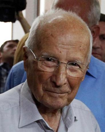 Cựu Tổng thống Thổ Nhĩ Kỳ Kenan Evren. Ảnh: Reuters