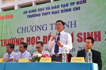 Thạc sĩ Đặng Kiên Cường, Trường ĐH Nông lâm TP HCM