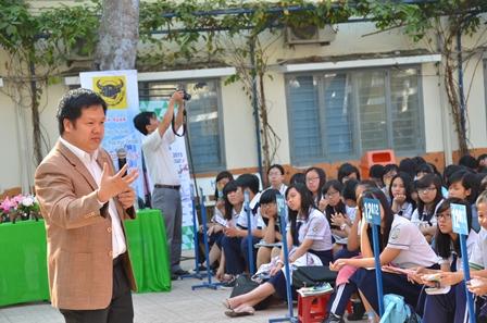 TS Đàm Quang Minh, Hiệu trưởng Trường ĐH FPT ở độ tuổi 35