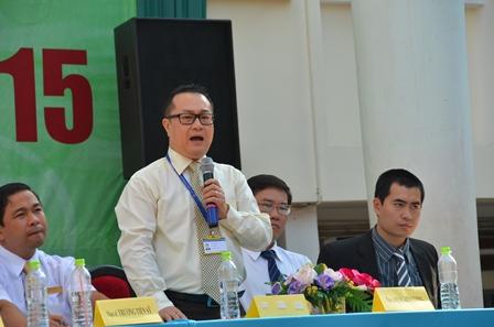 TS Trần Phú Vinh, Trường ĐH Luật TP HCM