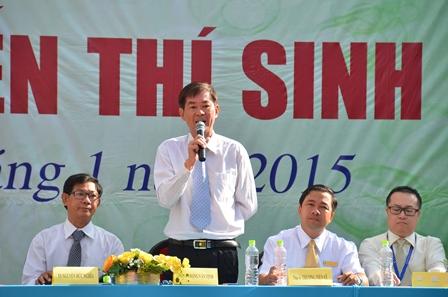 PGS-TS Đặng Văn Tịnh, Trường ĐH Y Dược TP HCM