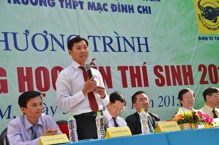 Thạc sĩ Trần Hải Nguyên, Trường ĐH Hồng Bàng