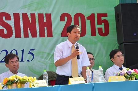 Thạc sĩ Trương Tiến Sĩ, Trường ĐH Ngân Hàng TPHCM