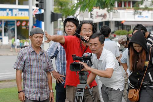 Võ Việt Hùng chỉ đạo phim
