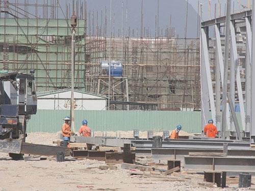 Thanh tra Chính phủ cho rằng Hà Tĩnh cho nhiều sai phạm trong dự án Formosa - Ảnh: Đức Ngọc