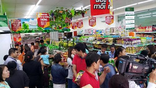 Với lợi thế linh hoạt về diện tích kinh doanh và thời gian hoạt động, Co.op Food đã trở thành địa chỉ mua sắm tin cậy của người tiêu dùng