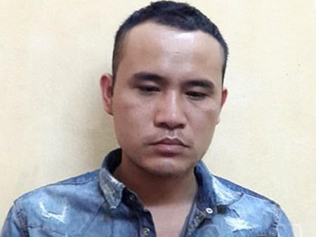 Nguyễn Anh Dương tại cơ quan điều tra - Ảnh: Dân Việt