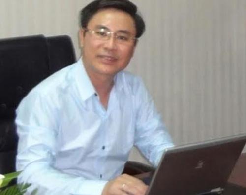 Ông Dương Kim Sơn trước khi bị Cơ quan An ninh điều tra khởi tố, bắt tạm giam - Ảnh: CAND