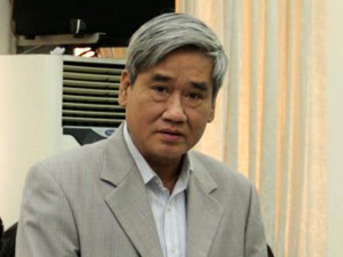 Ông Nguyễn Hữu Thắng, Cục trưởng Cục Đường sắt Việt Nam