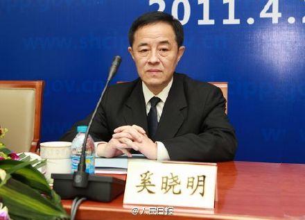 Ông Hề Hiểu Minh, 61 tuổi. Ảnh: Chinadaily