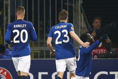 Lukaku tiếp tục ghi bàn vào lưới Dynamo Kiev