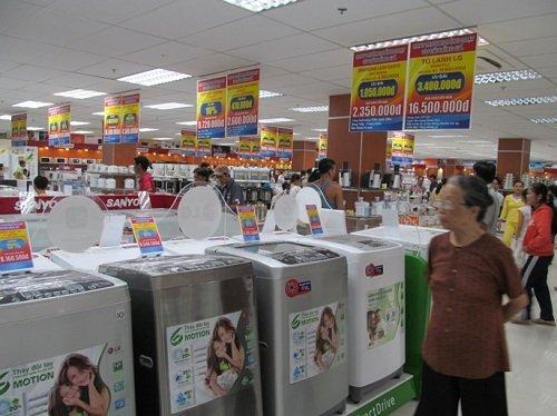 Công ty Nguyễn Kim.bị bêu tên nợ thuế oan