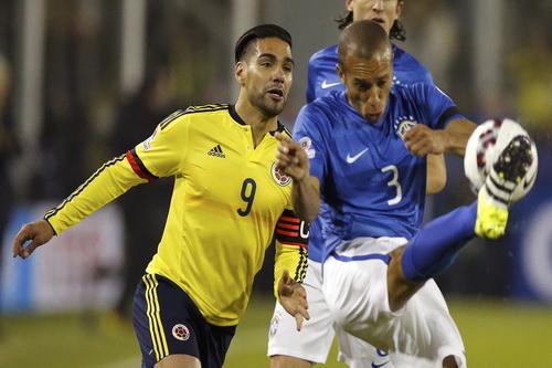 Falcao có thêm trận đấu mờ nhạt ở Copa America